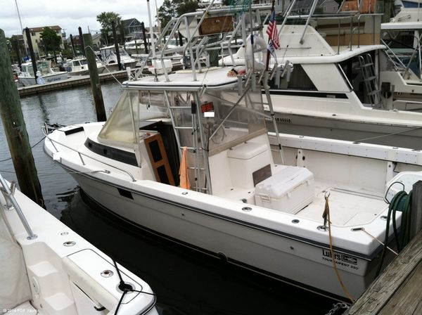 Used Luhrs 29 Sports Fishing Boat For Sale
