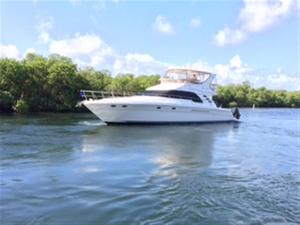 Used Sea Ray 560 Sedan Bridge Flybridge Boat For Sale
