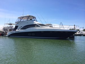 Used Sea Ray 550 Sedan Bridge Motor Yacht For Sale