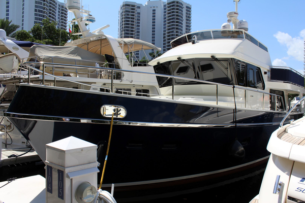 Used Privateer Trawler 54 Trawler Boat For Sale