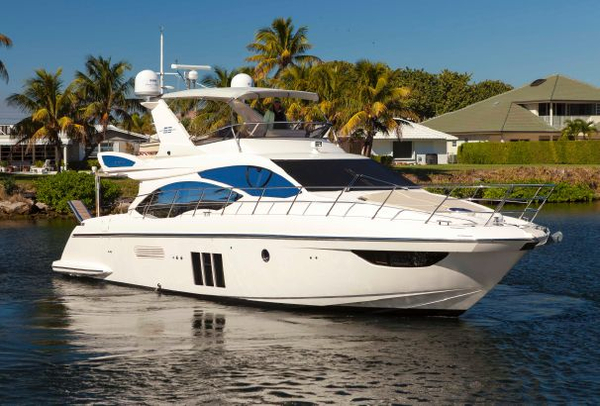 Used Azimut 53 Flybridge Boat For Sale