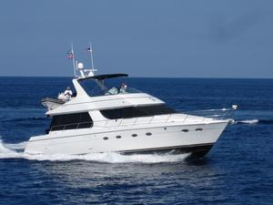 Used Carver 530 Voyager Pilothouse Boat For Sale