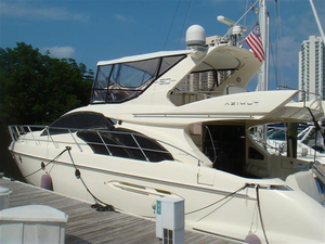 Used Azimut Flybridge Boat For Sale