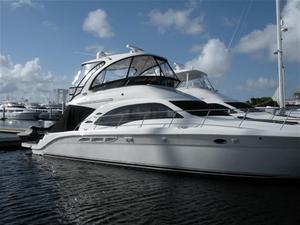Used Sea Ray 500 Sedan Bridge Flybridge Boat For Sale
