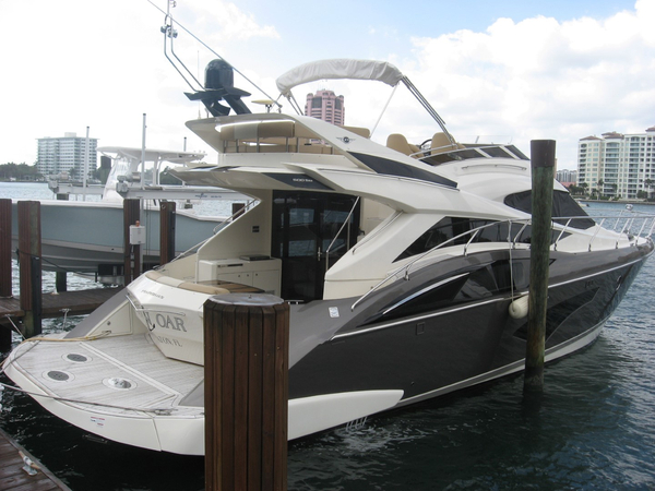 Used Marquis 500 Sport Bridge Flybridge Boat For Sale