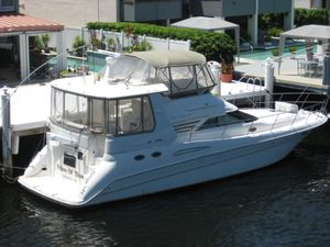 Used Sea Ray 420 Aft Cabin Motor Yacht For Sale