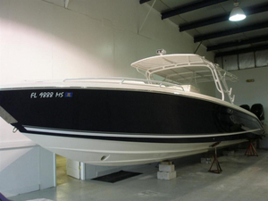 Used Midnight Express 39 Cuddy Cabin Cruiser Boat For Sale
