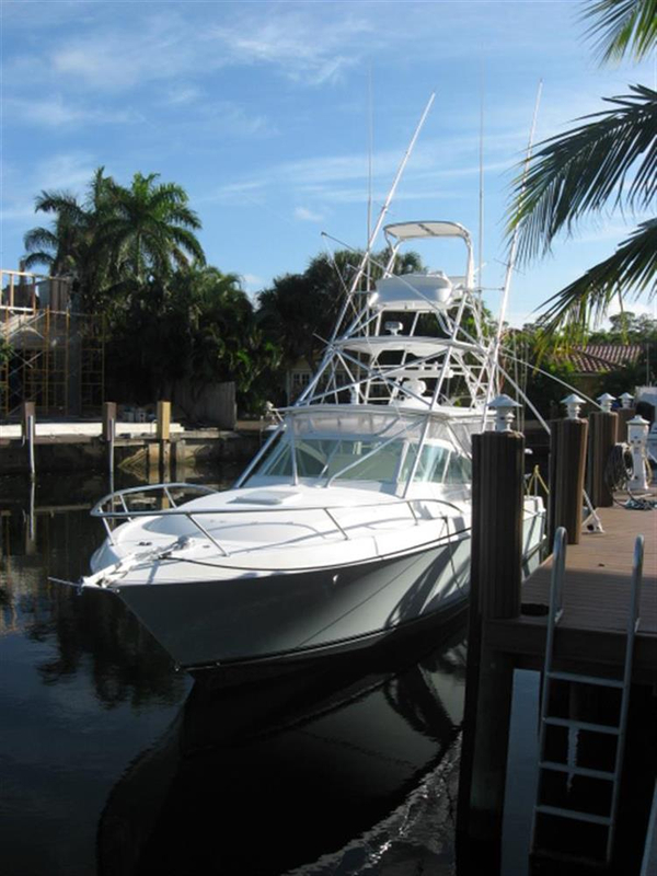 Used Contender 38 Express Sports Fishing Boat For Sale