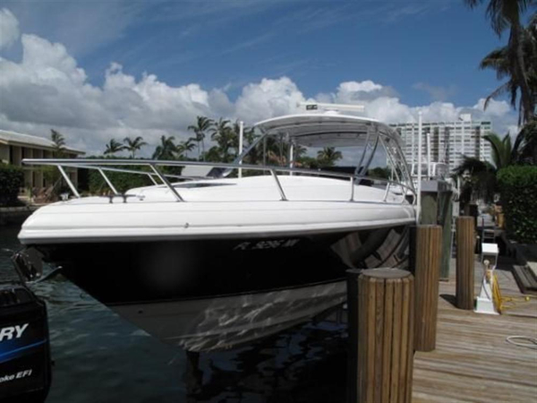 Used Intrepid 370 Cuddy Express Cruiser Boat For Sale