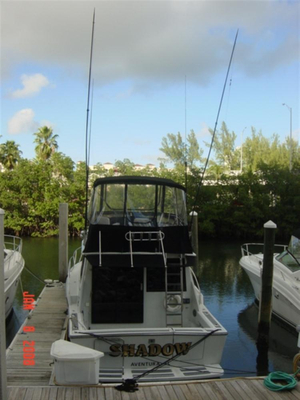 Used Tiara Sports Fishing Boat For Sale