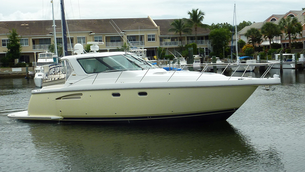 Used Tiara 3600 Sovran Express Cruiser Boat For Sale