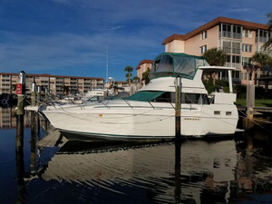 Used Silverton 34 Motor Yacht Aft Cabin Boat For Sale