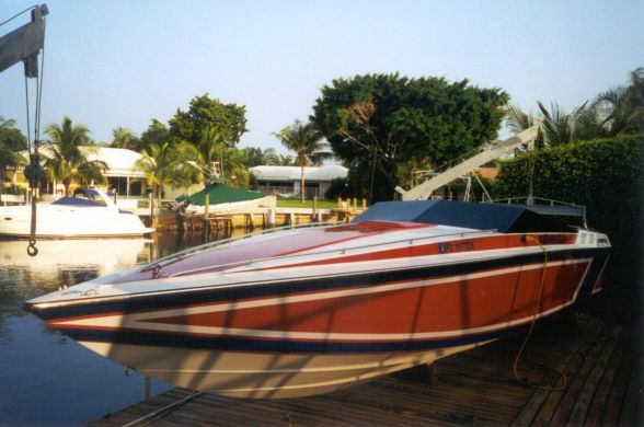 Used Sonic Rs Offshore High Performance Boat For Sale