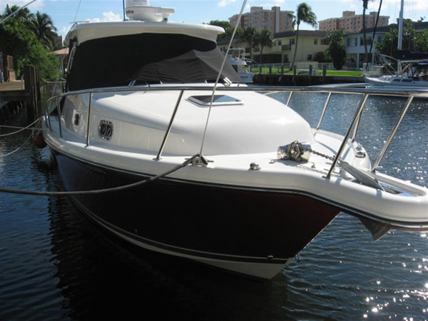 Used Pursuit Os 315 Offshore Express Cruiser Boat For Sale
