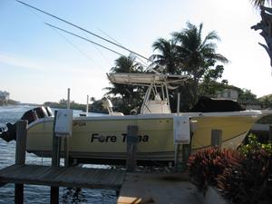 Used Sea Fox Center Console Fishing Boat For Sale