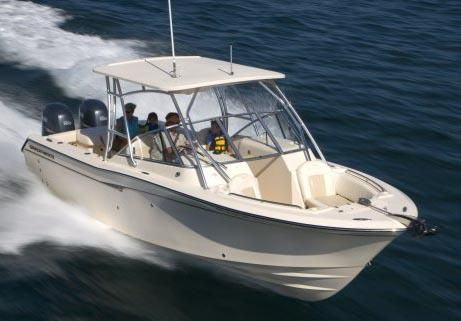 Used Grady White 275 Freedom Center Console Fishing Boat For Sale