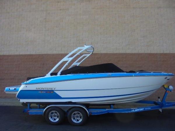 New Monterey 238 Super Sport238 Super Sport Bowrider Boat For Sale