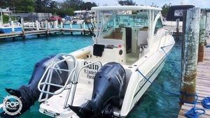 Used Glacier Bay 2770 Isle Runner WA Power Catamaran Boat For Sale