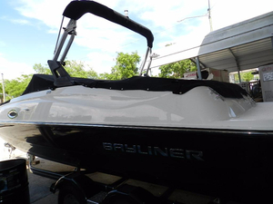 Used Bayliner 215 Deck Boat Deck Boat For Sale