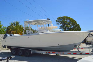 New Cobia Boats 296CC Center Console Fishing Boat For Sale