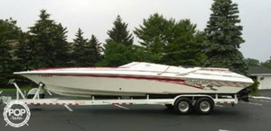 Used Fountain 35 High Performance Boat For Sale