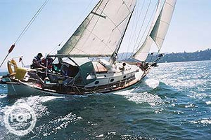 Used Philip Rhodes Traveller 32 Cutter Sailboat For Sale