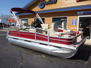 New Misty Harbor Boats E-1680FC Pontoon Boat For Sale