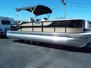 New Lowe Retreat 250 RFL Pontoon Boat For Sale