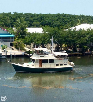 Used Thompson 44 Long Range Trawler Boat For Sale