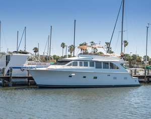 Used Mares Pilothouse Boat For Sale