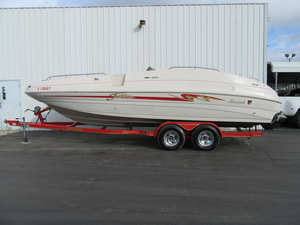 Used Mariah Deck Boat For Sale