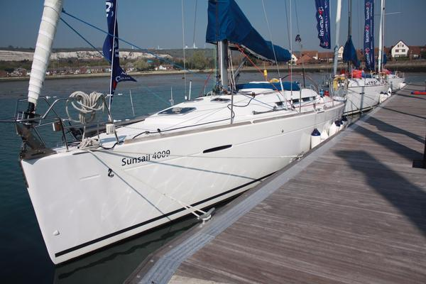 Used Beneteau First 40 Sloop Sailboat For Sale