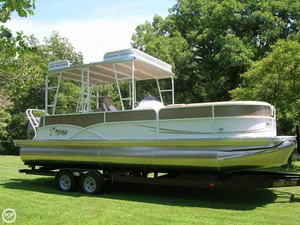 New Aloha 260 TT (Tri-Toon) SD (Sun Deck) Pontoon Boat For Sale