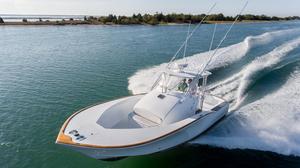 Used Custom Carolina 34 Center Console Fishing Boat For Sale