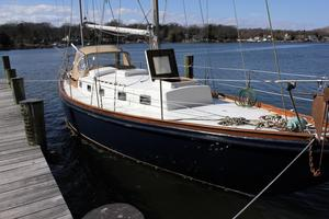 Used Custom Rhodes Design 43' Yawl Antique and Classic Sailboat For Sale