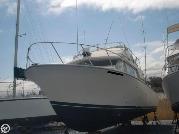 Used Bertram 33 Sports Fishing Boat For Sale