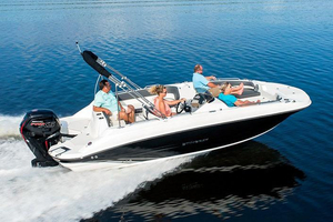 New Stingray 192 SC Deck Boat For Sale