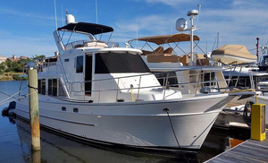 Used North Pacific 43 Pilothouse Boat For Sale