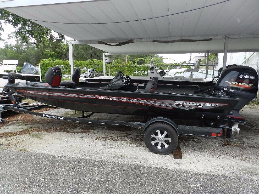 2017 new ranger rt188c aluminum fishing boat for sale for New fishing boats for sale