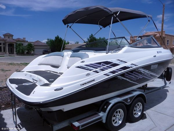 Used Yamaha 230 SX High Output Jet Boat For Sale