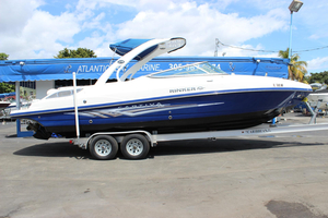 Used Rinker 276 Captiva Bowrider Boat For Sale