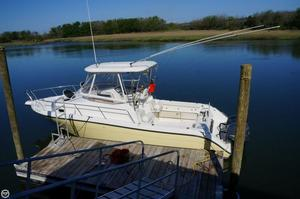 Used Century 3200 Walkaround Fishing Boat For Sale