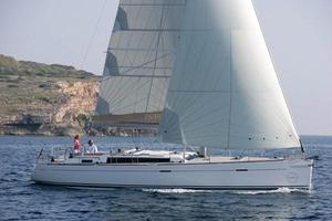 Used Dufour 485 Grand Large Racer and Cruiser Sailboat For Sale