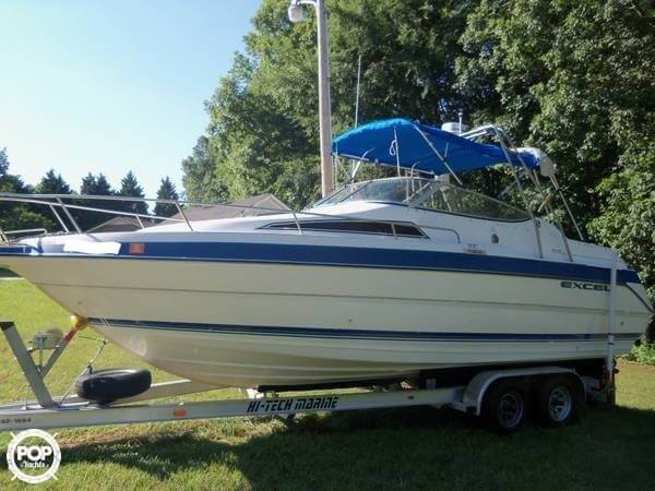 Used Wellcraft 26 Excel Express Cruiser Boat For Sale