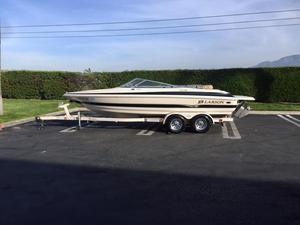 Used Larson 210 Runabout Boat For Sale