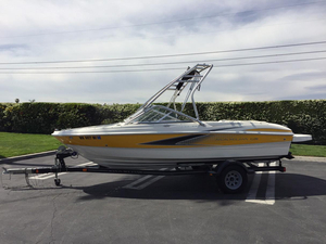 Used Maxum Runabout Boat For Sale