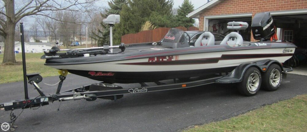 Used Bass Cat Cougar FTD Bass Boat For Sale