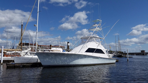 Used Ocean Yachts 55 Sports Fishing Boat For Sale