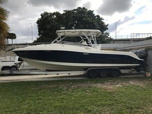 Used Hydra-Sports VX 33 Cuddy Cabin Boat For Sale