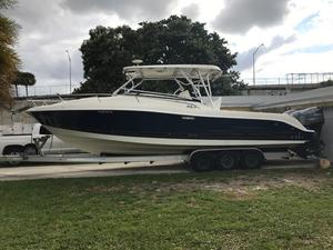 Used Hydra-Sports VX 33 Cuddy Cabin Boat For Sale